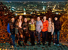 Night group portrait in the High Castle