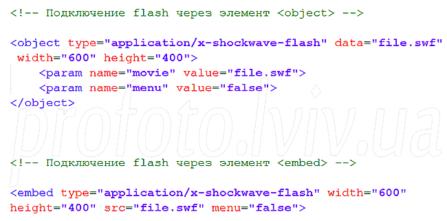 the correct code to connect to a web page FLASH